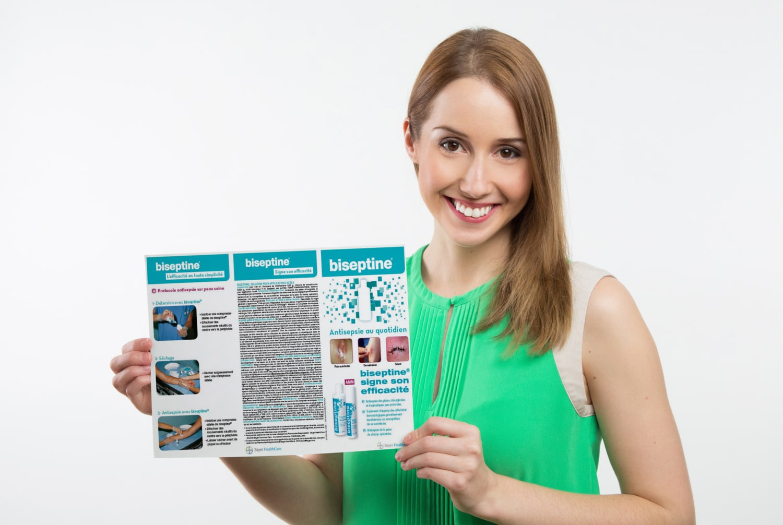 Fiche produit Biseptine Bayer-HealthCare