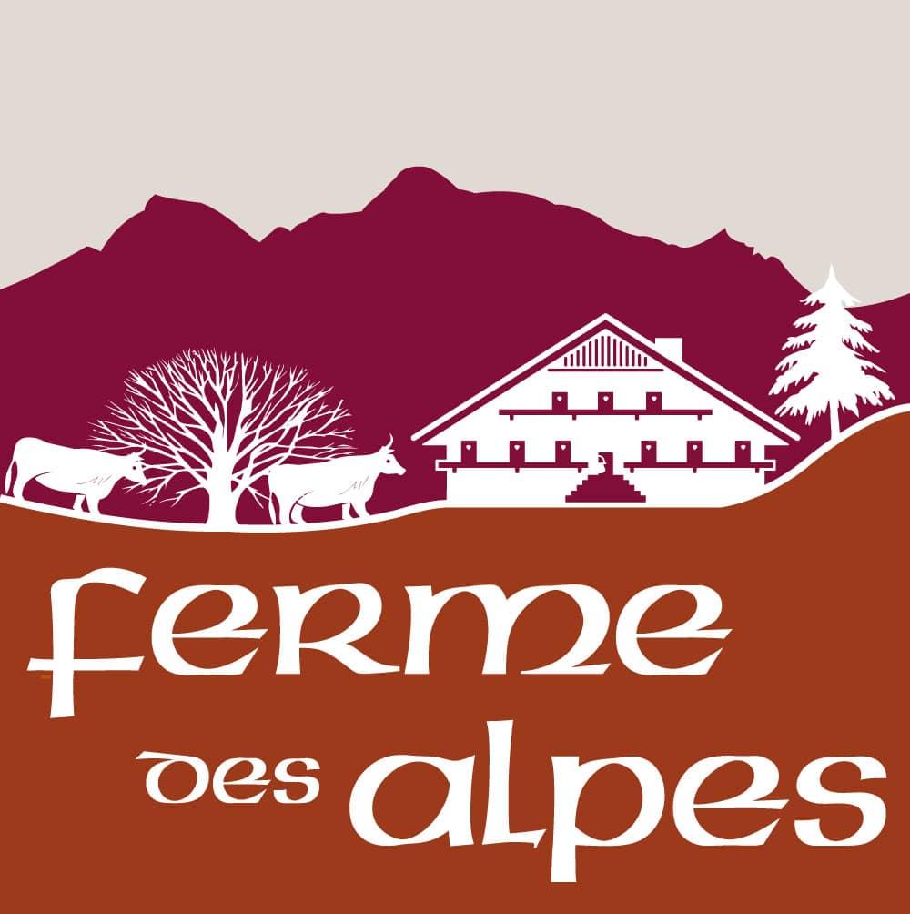 Logo La Ferme des Alpes