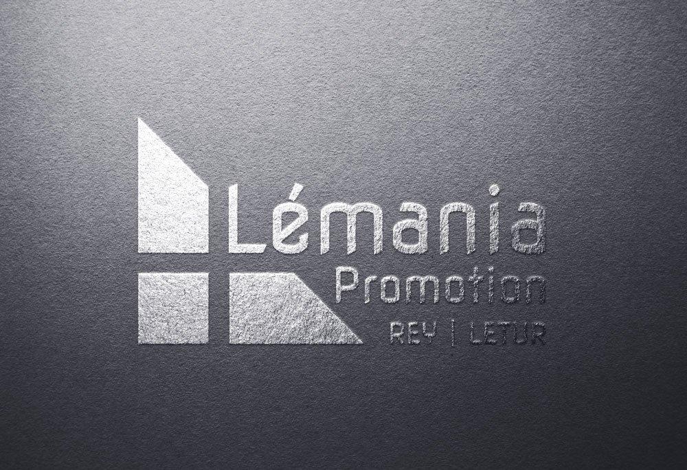 Logo Lemania Promotion Annemasse Annecy Geneve