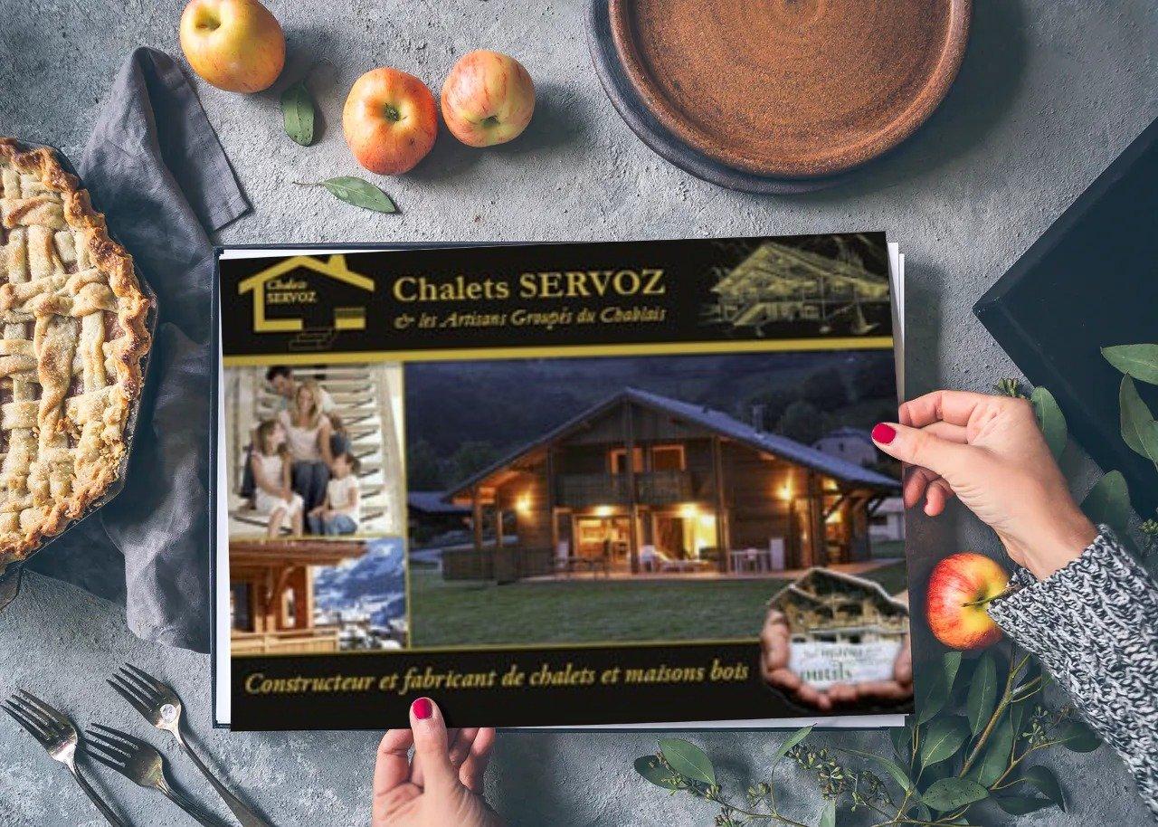 Pochette Chalets Servoz