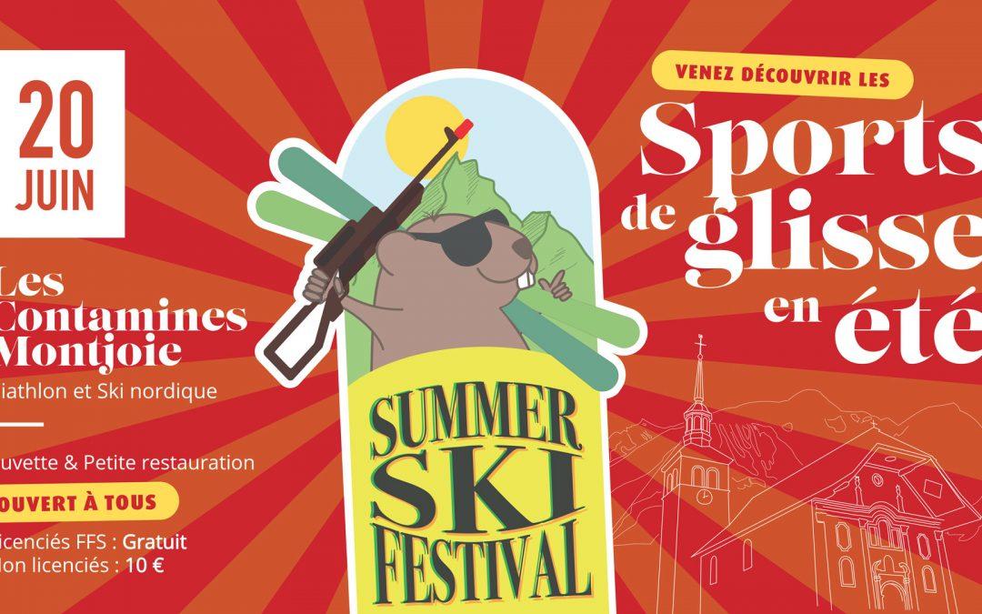 Summer Ski Festival