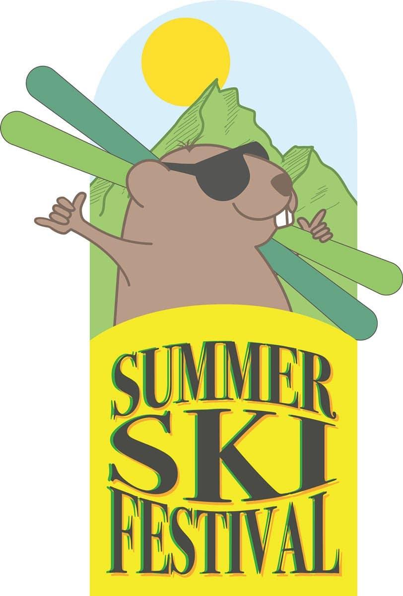 Logo Summer Ski Festival